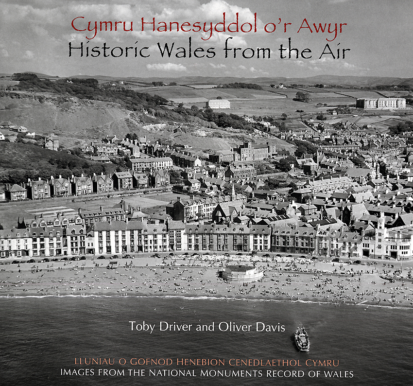 Historic Wales from the Air book