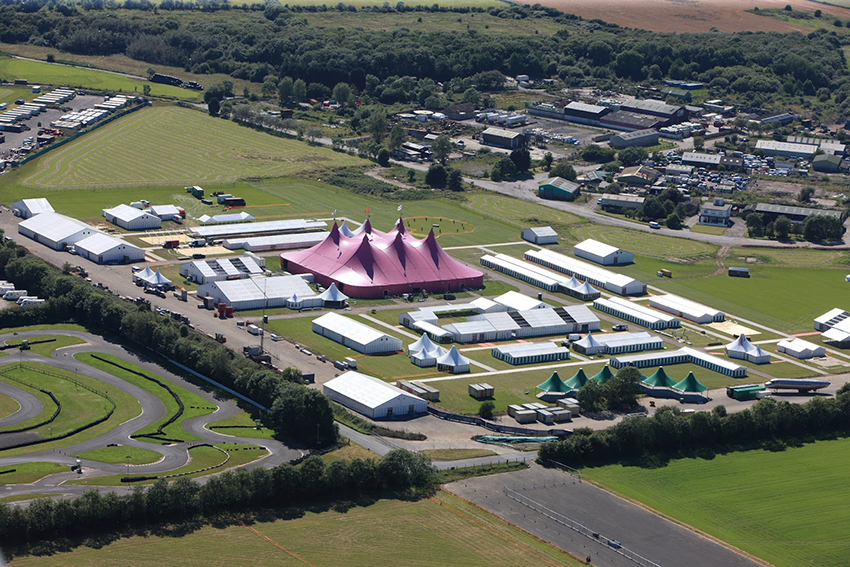 Eisteddfod Genedlaethol, 2012