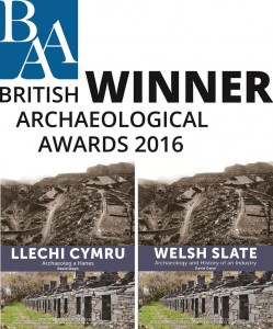 Welsh Slate British Archaeological Award Winners