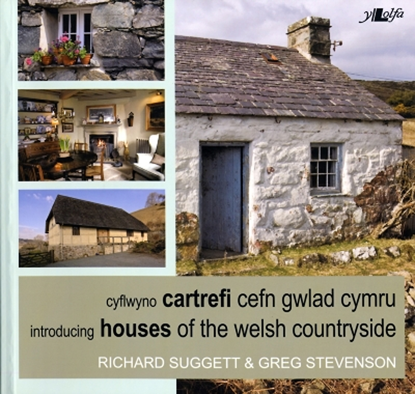 Houses of the Welsh Countryside ISBN 978-1-84771-276-9