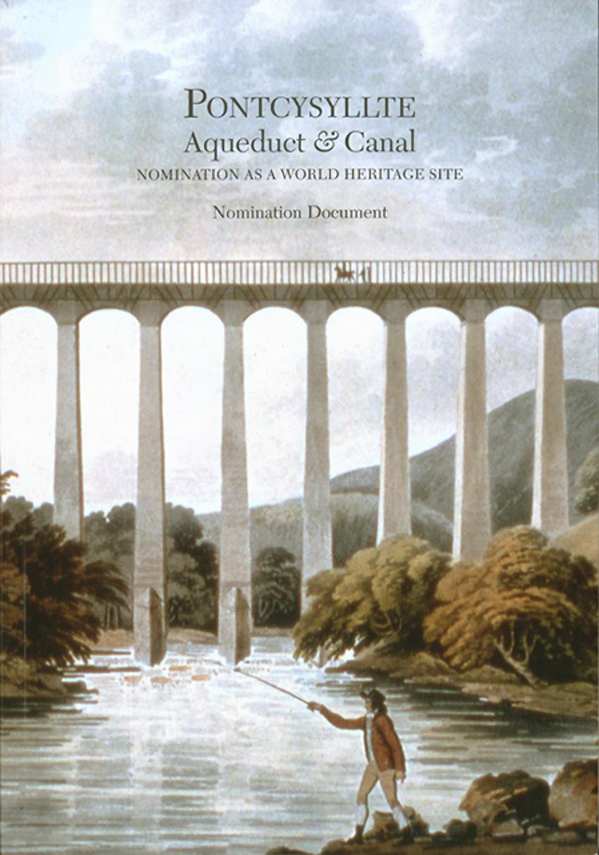 Rcahmw Pontcysyllte Aqueduct Amp Canal Nomination As A