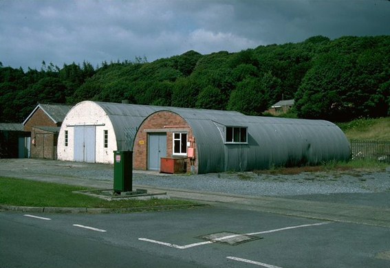 Rcahmw Centenary Of The Nissen Hut