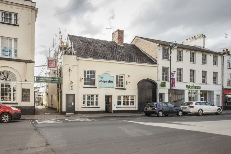 Borough Pharmacy, Monmouth, ref: DS2015_175_002, C608673