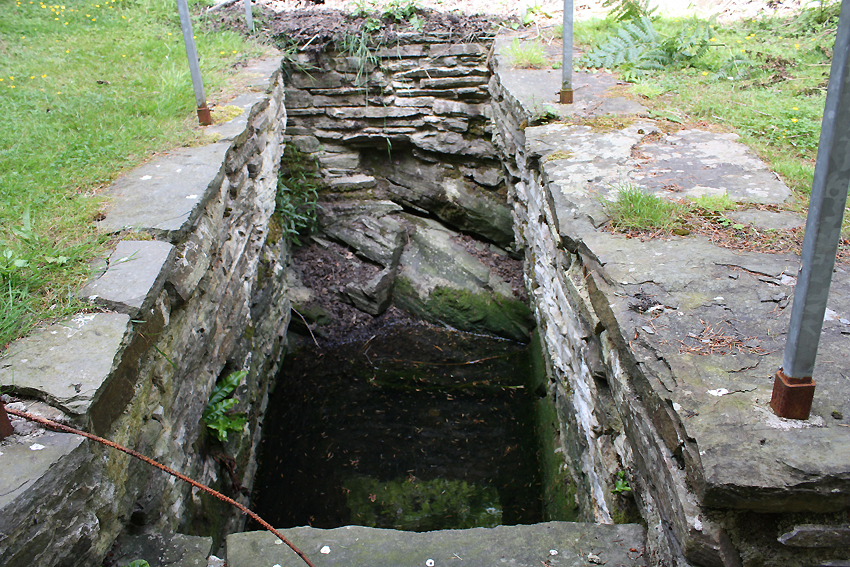 Holy Well, Pilleth, Powys. NPRN: 306353 DS2015_215_002 (C.611197)