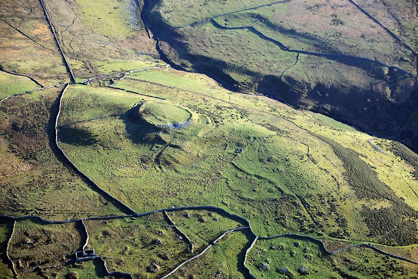 10. Pen y Dinas hillfort, Dyffryn Ardudwy uplands