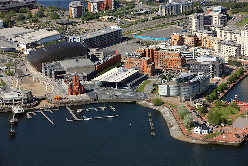 2. Cardiff Bay
