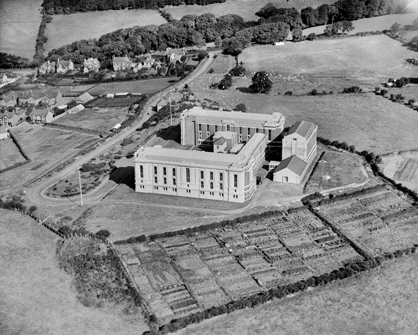 The RCAHMW Historical Aerial Photograph Collections, from 1918 to the present