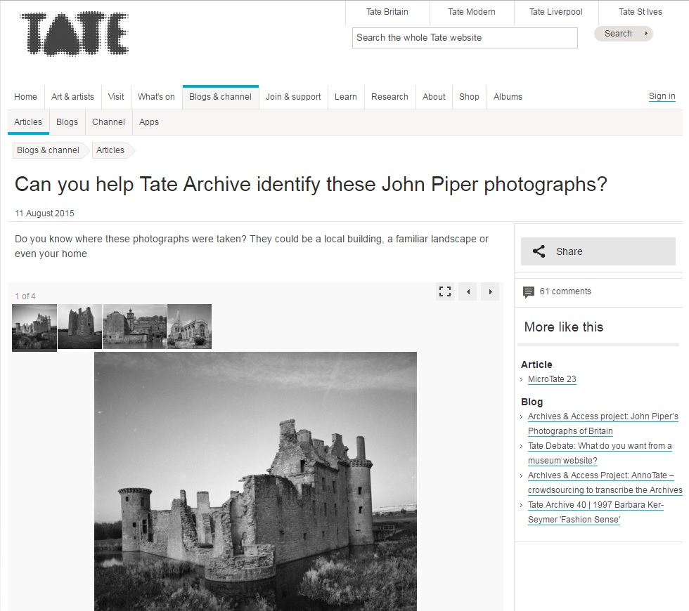 John Piper - Tate