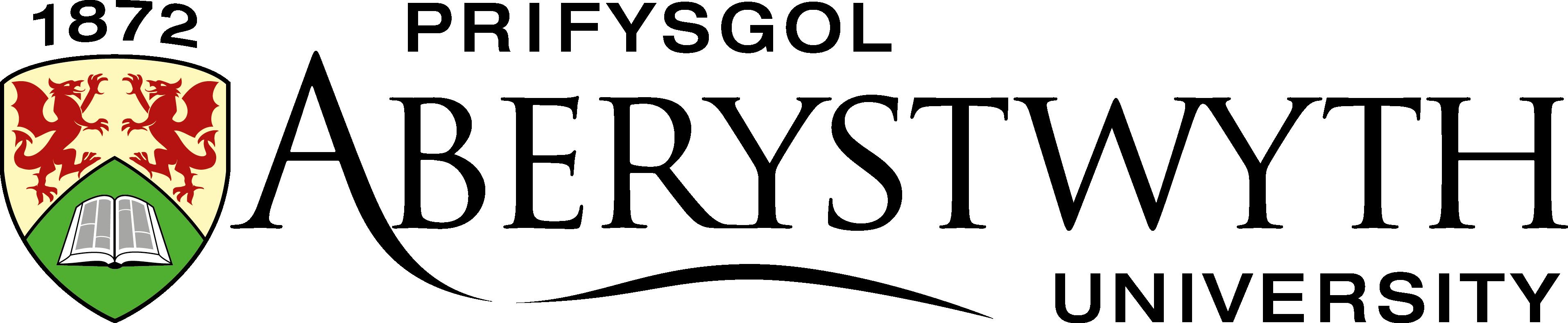 Aber Uni logo with 1872_black_transparent