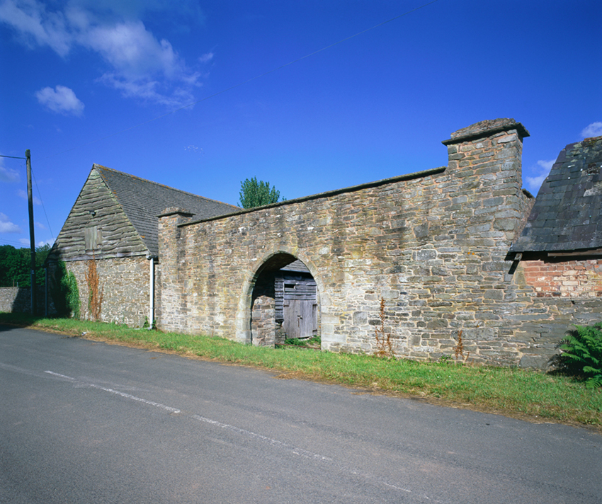 Clyro Court Farm Gateway