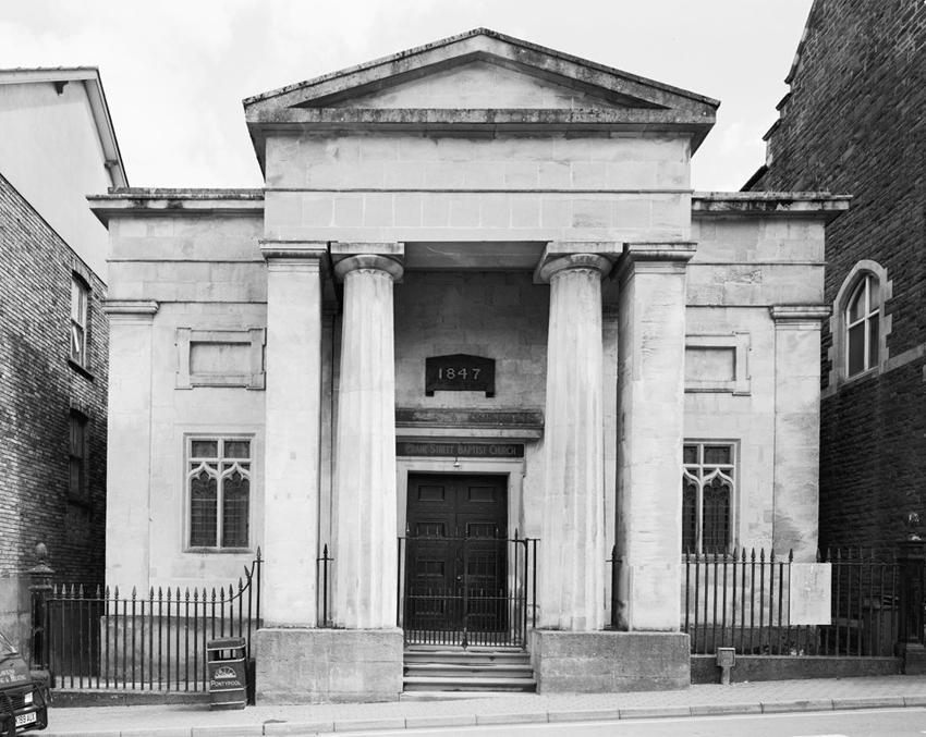 Crane Street Baptist chapel: 980300/01
