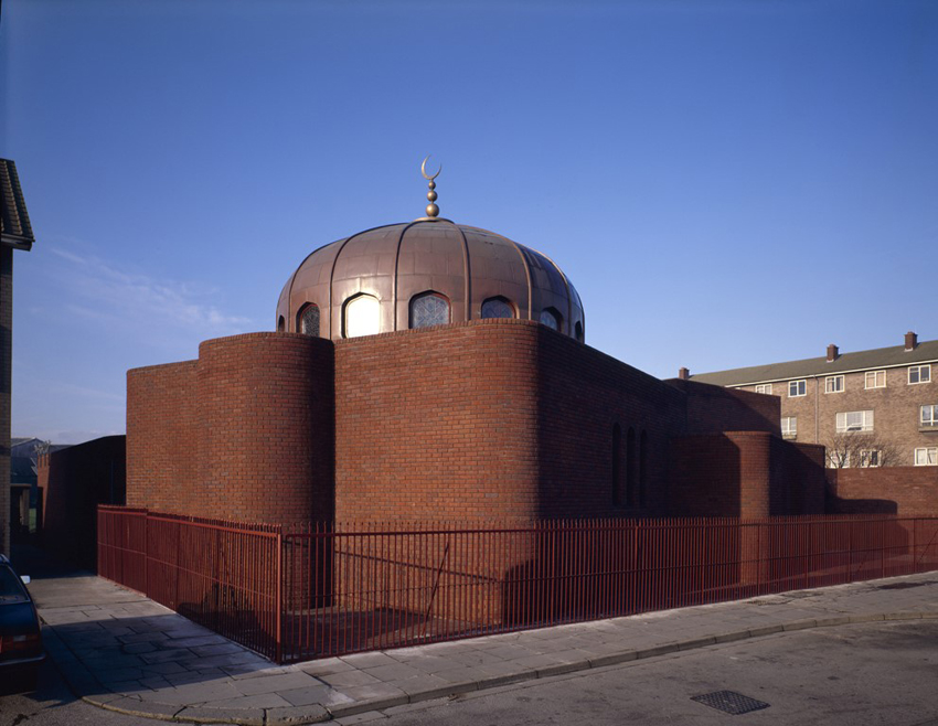 South Wales Islamic Centre: COI/TR65272