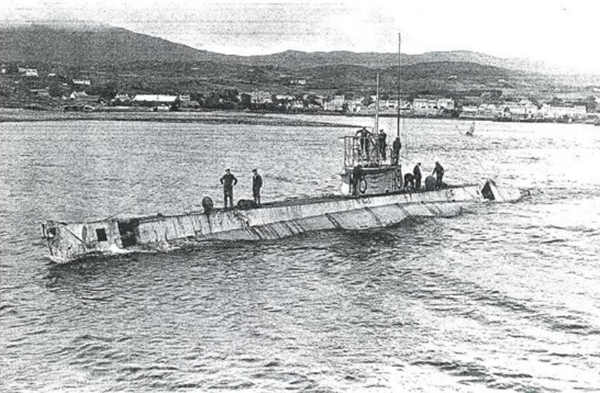 HMS H5