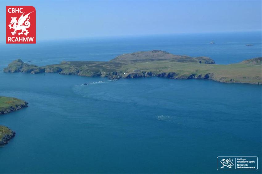 Ramsey Island, 2004. AP_2004_0129 C.842776 NPRN 404188