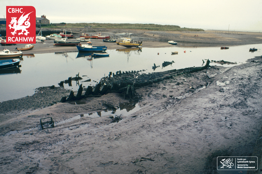 Wreck of the City of Ottawa 1987