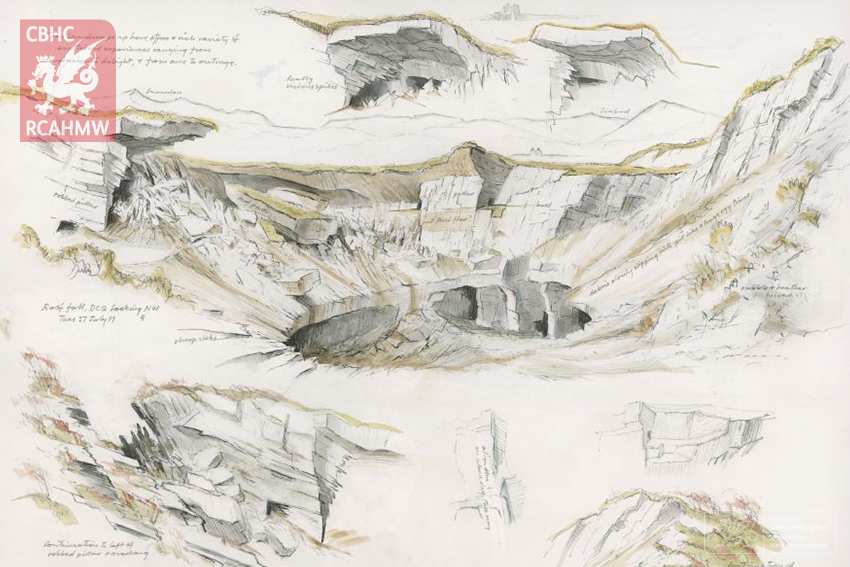 Maenofferen Slate Quarry NPRN: 400427 FHA12/03/07 C.624758