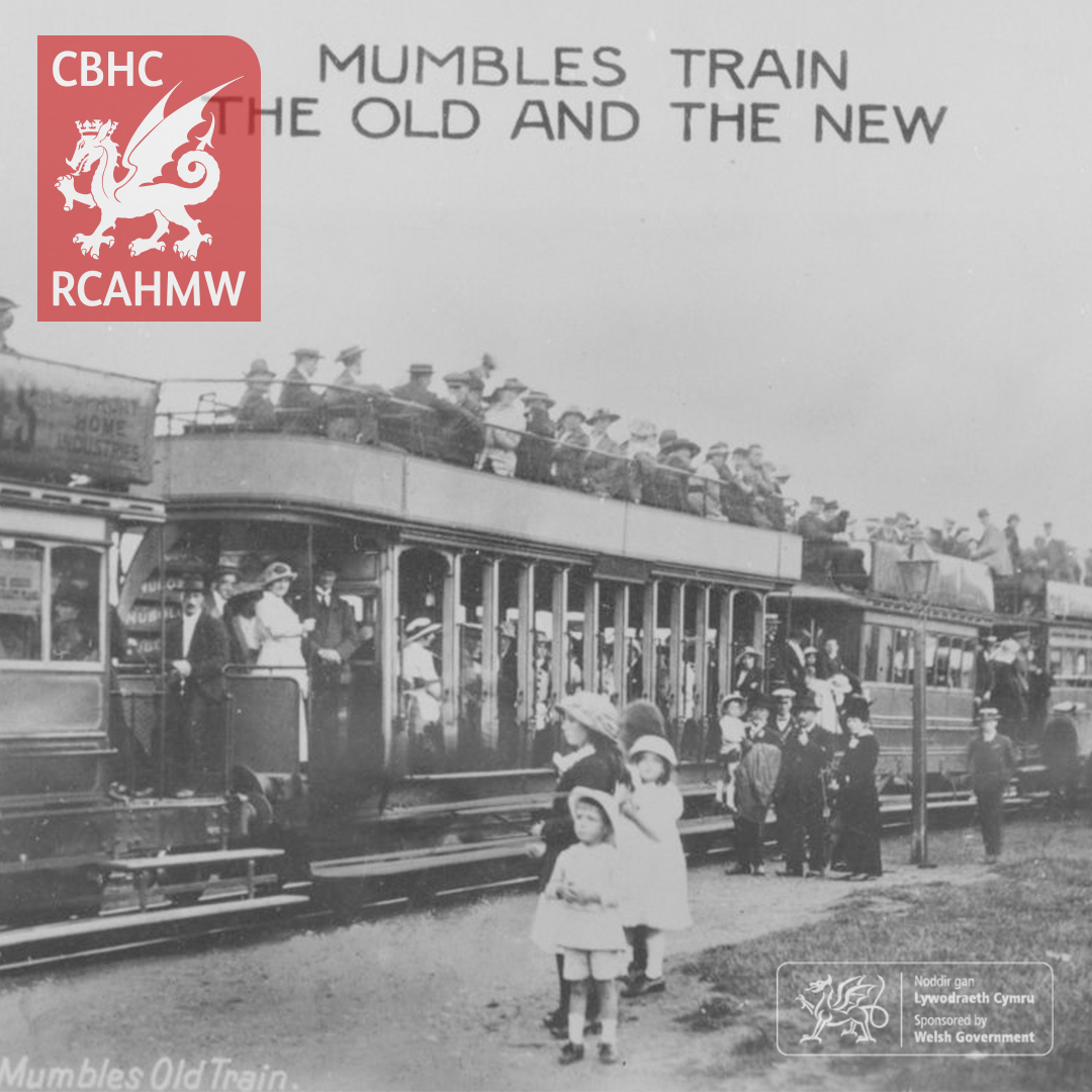 Mumbles Railway [undated]. Ref. No. DI2017_2122 C.627735 NPRN: 34832