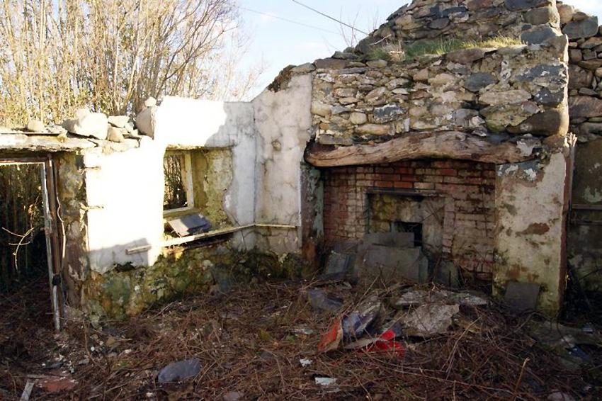 Monfryn Cottage, taken by Trevor Allinson, Feb 2015, ref: ERC2015_002_41, C606784