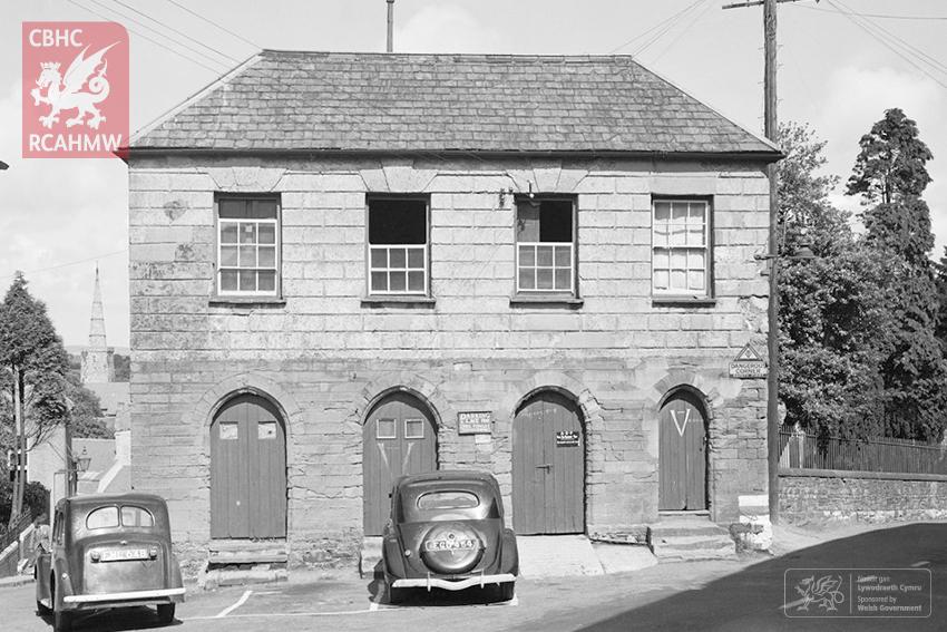 Pembrokeshire [former] Record Office, 1941. DI2009_0215 C.487855 NPRN 32107