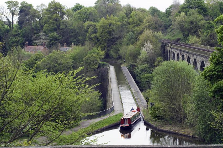 The Chirk Aqueduct