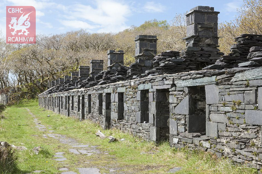 Anglesey Barracks, Dinorwig Slate Quarry.