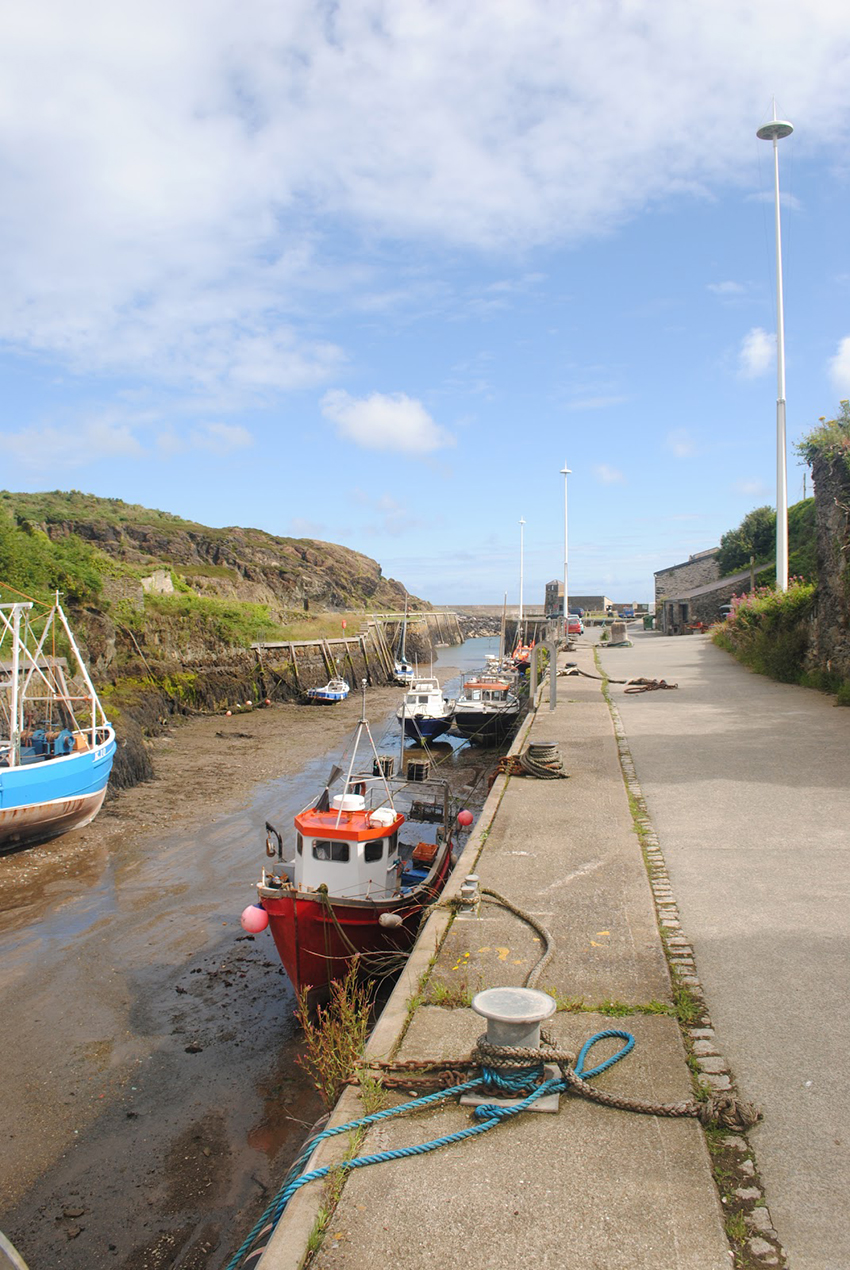 Amlwch Port, Anglesey.