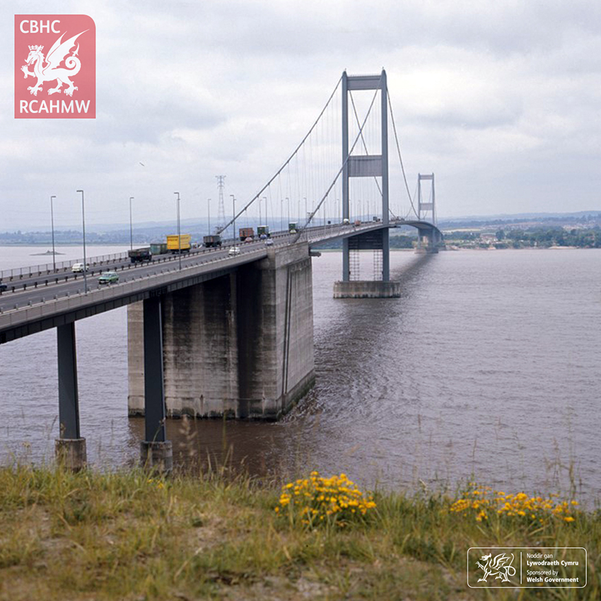 The Severn Crossing opened 8 September 1966.