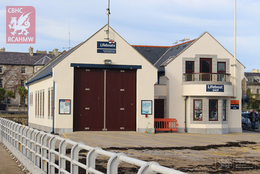 Beaumaris Lifeboat Station, 2019