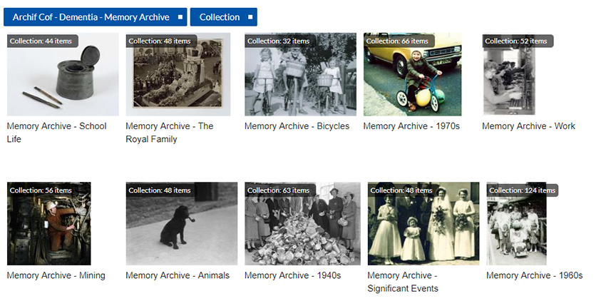 People's Collection Wales Memory Archive