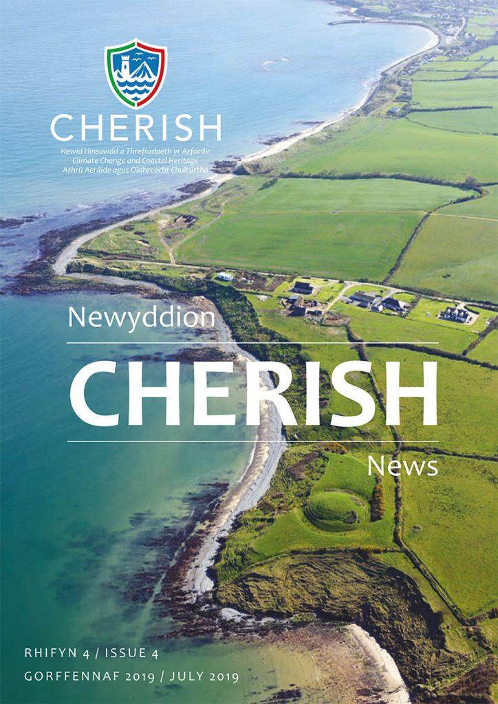 Llythyr Newyddion CHERISH Rhif 4