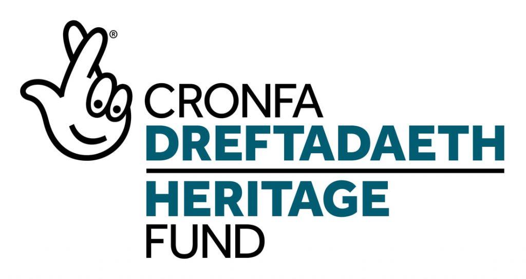 Logo o'r Gronfa Dreftadaeth