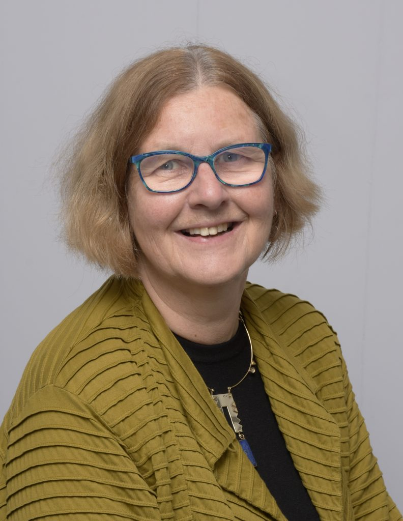 Photo of Professor Nancy Edwards