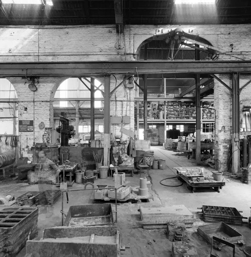 Tubal Cain Foundry, Cardiff