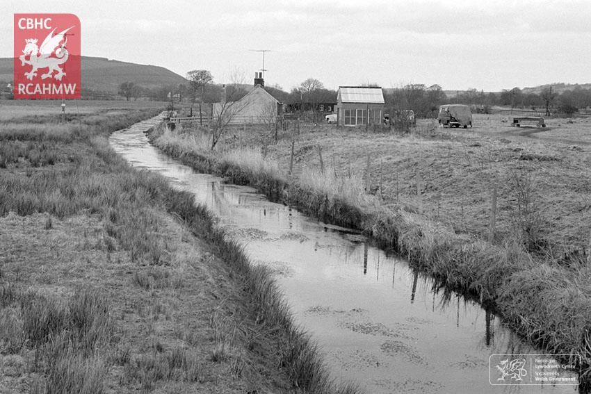 Holly Bush Cottage, Betws Bledrws, 1968 C.674039     Cyfeirnod acc050864     NPRN: 419791