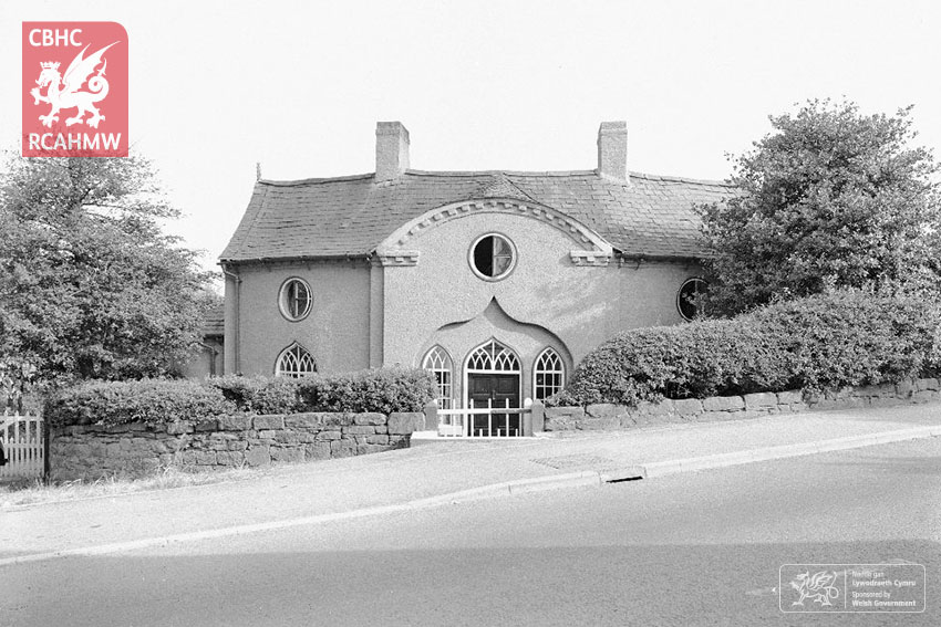 Holly Cottage, Marford, 1952 C.60098 Ref. rcn02789 NPRN: 35927