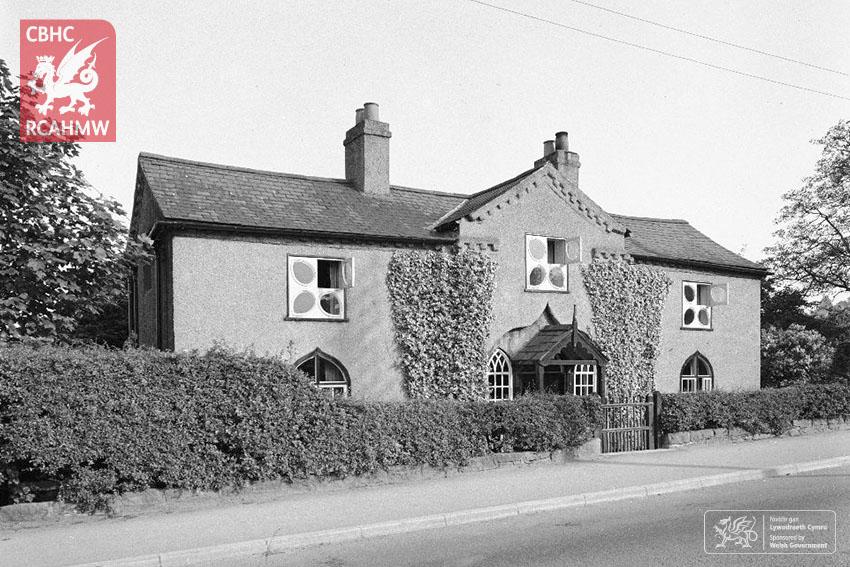 Ivy Cottage, Gresffordd, 1952 C.60099     Cyfeirnod rcn02787     NPRN: 35946