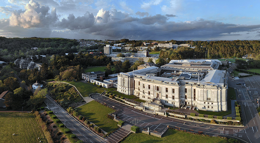 Behind-the-scenes tour of the archives and stores of the Royal Commission and the National Library of Wales!