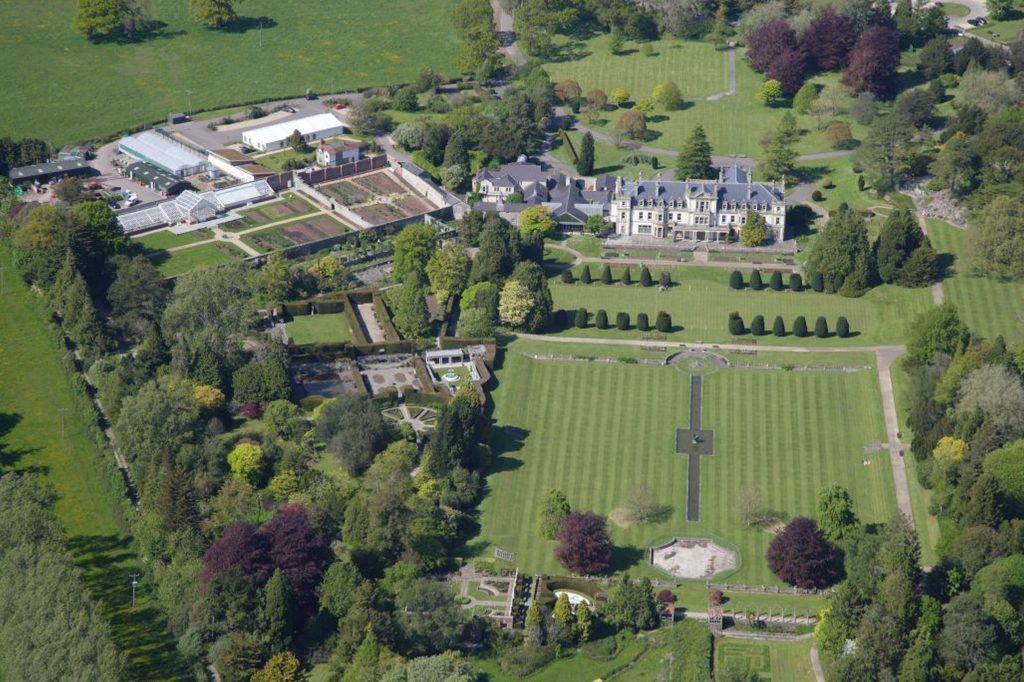 Dyffryn Gardens, Vale of Glamorgan (NPRN 307771)