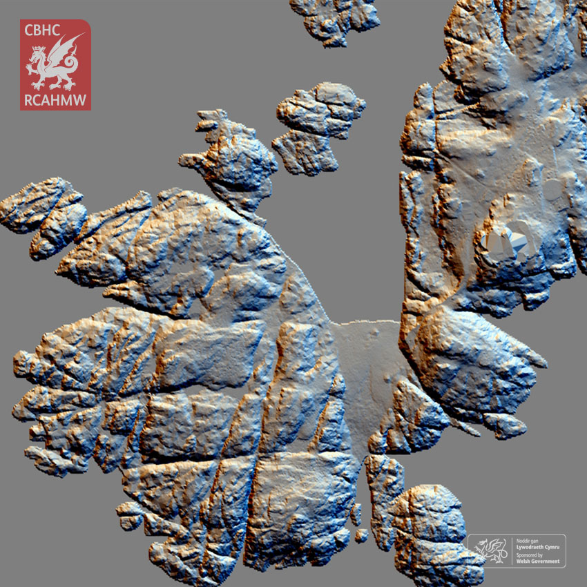 LiDAR scan of The Skerries, 2017     Ref. CHR_04_04_01     C.671498     NPRN: 506357