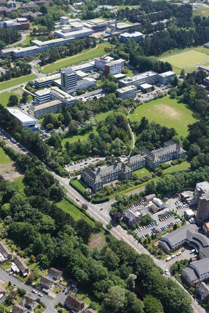 University of Aberystwyth Penglais campus (NPRN 309001)