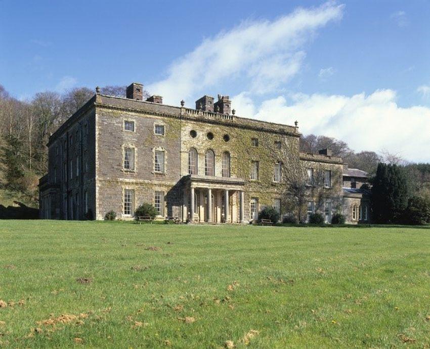 Nanteos Mansion, Llanfarian