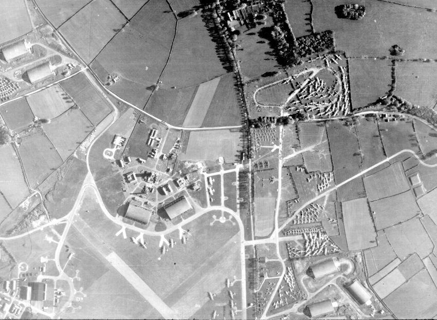 RAF Llandow, Morgannwg