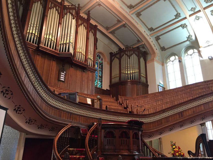 Tabernacl Treforys, Morriston Tabernacle. NPRN 8993