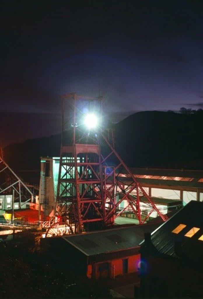 Taff Merthyr Colliery, Bedlinog