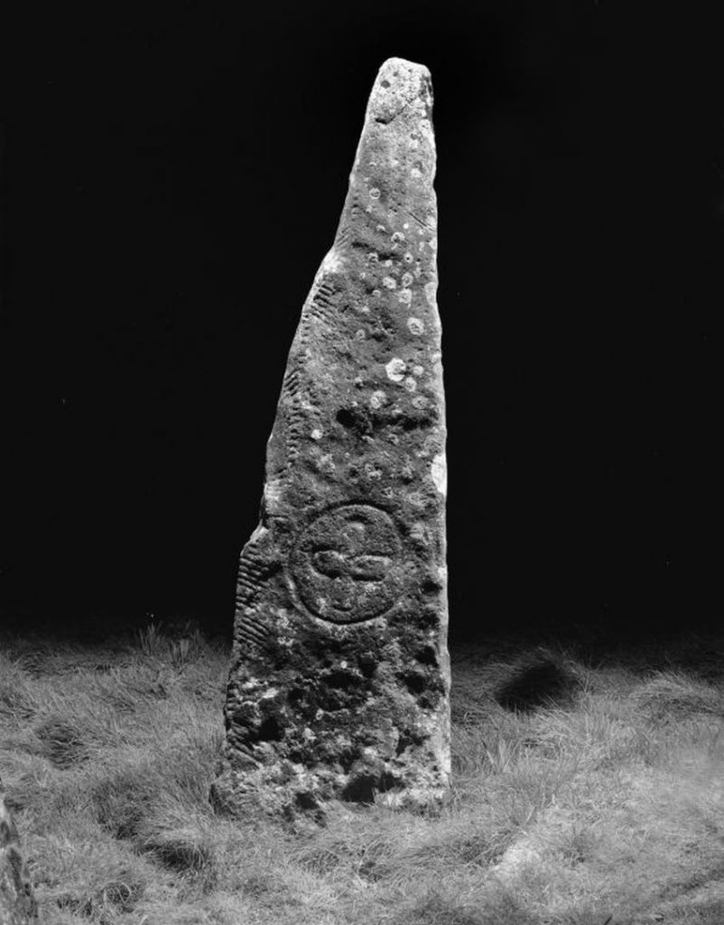 Bridell Inscribed Stone