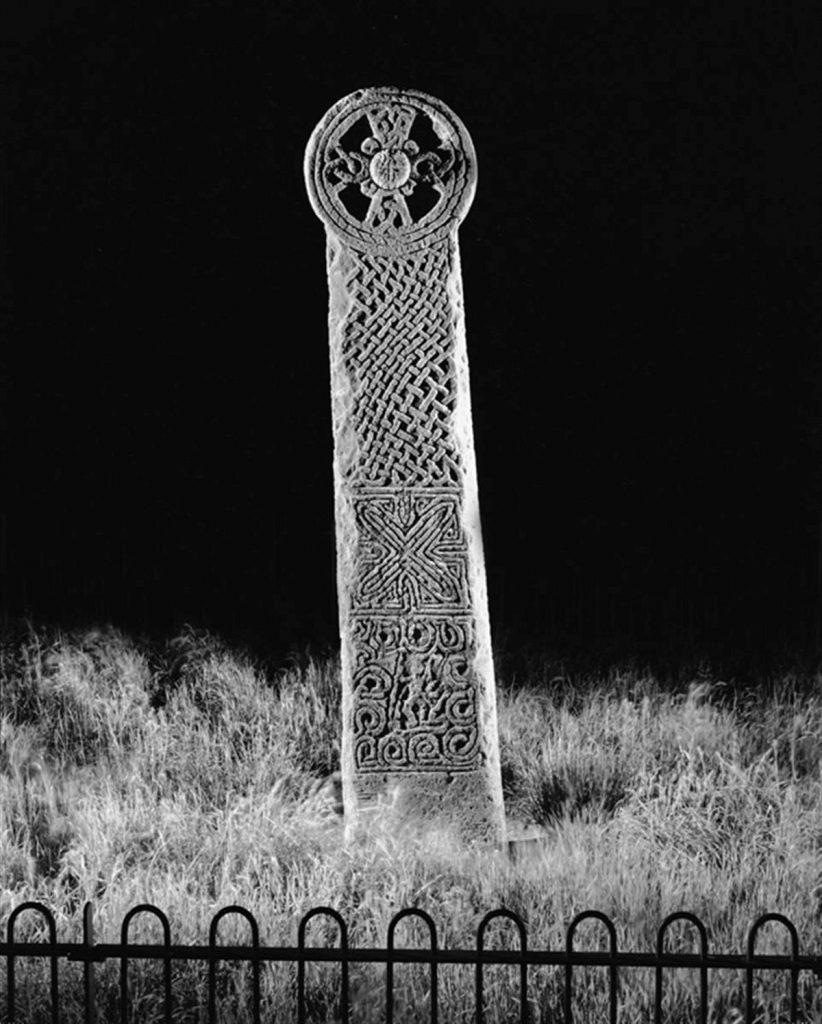 Maen Achwyfan Cross