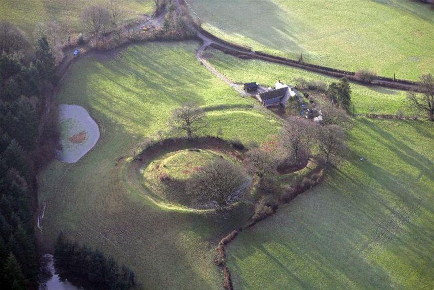 Plas Sycharth, Powys