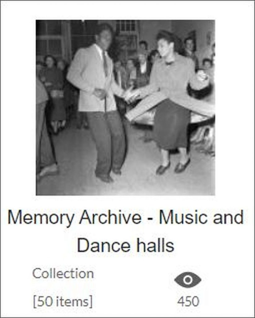 Memory Archive - Music and Dance halls