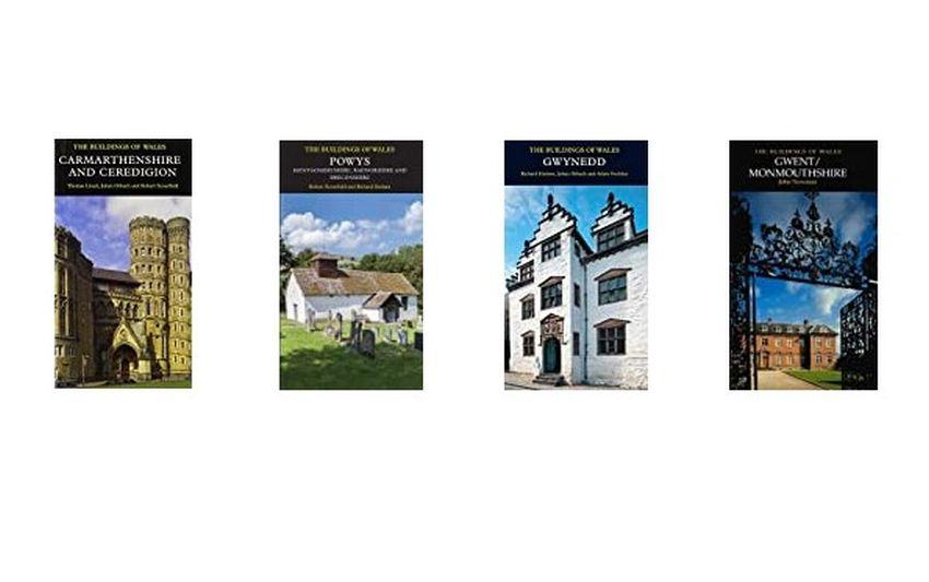 Canllawiau Pensaernïol Pevsner 'The Buildings of Wales'