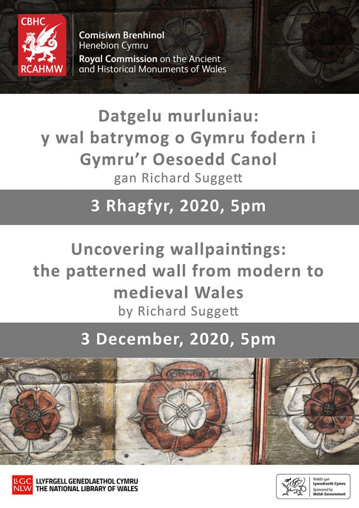 Uncovering wallpaintings